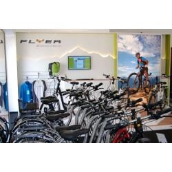 Fahrrad-Zentrum Eckernförde Innenansicht 1