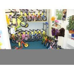Fahrradhaus Jacoby Innenansicht 1