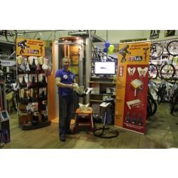 Schließer Bike Innenansicht 1