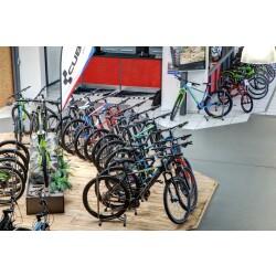 Fahrrad Binz GbR Innenansicht 1