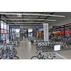 Fahrradladen Rückenwind GmbH Innenansicht 1