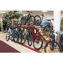 Rundum, der Fahrradladen, Matthias Ilg Innenansicht 1