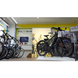 Fahrradhaus Schütz GmbH Innenansicht 1
