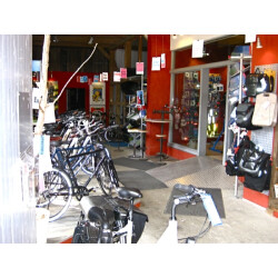 Zweirad-Fachwerk Innenansicht 2