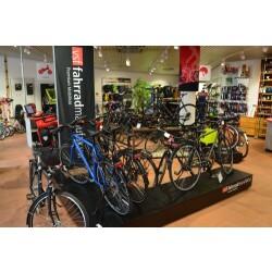 Fahrradhof VSF GmbH Innenansicht 2