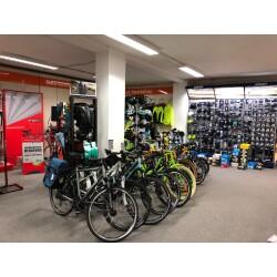 Rad-Sportshop Odenwaldbike Innenansicht 2