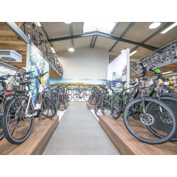 Fahrradhaus Reiners Innenansicht 2