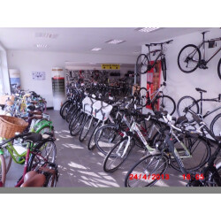 Mandello Cycles Innenansicht 2
