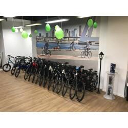 E-Bike Erlebnis Center Nr.1 Innenansicht 2