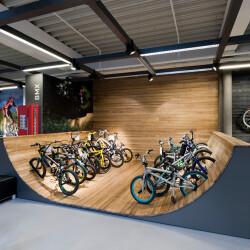 Fahrrad XXL Meinhövel Innenansicht 2