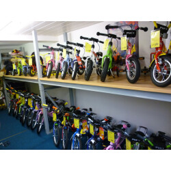 Fahrradhaus Jacoby Innenansicht 2
