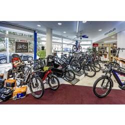Rundum, der Fahrradladen, Matthias Ilg Innenansicht 2