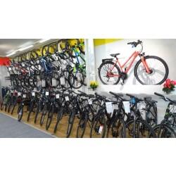 Fahrradhaus Schütz GmbH Innenansicht 2