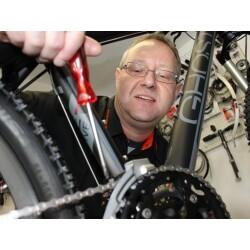 Der Bike Profi Fahrradladen Innenansicht 3