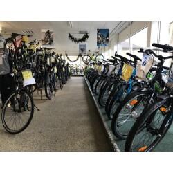 Prepernau Fahrradfachmarkt Innenansicht 3