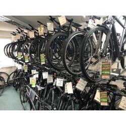 Fahrradhandel Heiden Innenansicht 3