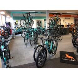 Rad-Sportshop Odenwaldbike Innenansicht 3