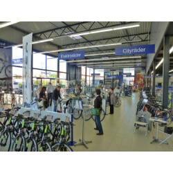 Fahrradladen Rückenwind GmbH Innenansicht 3