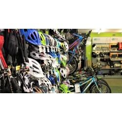 Biker's Best Fahrradshop Innenansicht 3