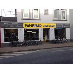 Fahrrad & Meer Geschäftsbild 1