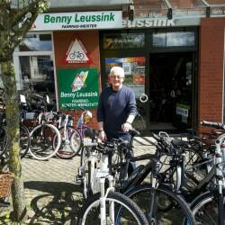 Fahrrad Meister Benny Leussink Geschäftsbild 1