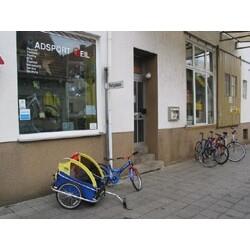 Radsport Geil Geschäftsbild 1