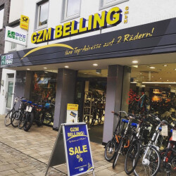 GZM-Belling Geschäftsbild 1