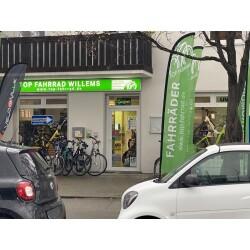 Top-Fahrrad München Geschäftsbild 1