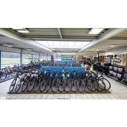 Fahrrad Schwan Geschäftsbild 1