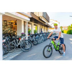 Fahrrad Osswald Geschäftsbild 1