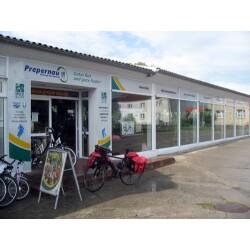 Prepernau Fahrradfachmarkt Geschäftsbild 3