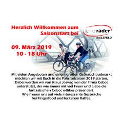 feine räder Bielefeld Geschäftsbild 3