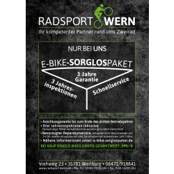 Radsport Wern Geschäftsbild 3