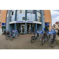 Herrmanns Radhaus Geschäftsbild 3