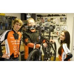 Der Bike Profi Fahrradladen Team 1