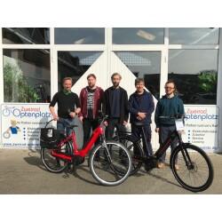 Zweirad Optenplatz Team 1