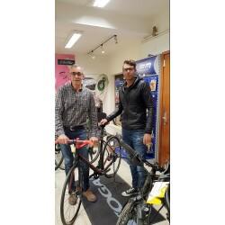 Fahrrad Gruß KG Team 1