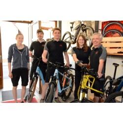 Fahrrad Claus Team 1