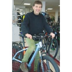 Rundum, der Fahrradladen, Matthias Ilg Team 1