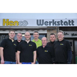 Henco GmbH & Co. KG Team 2