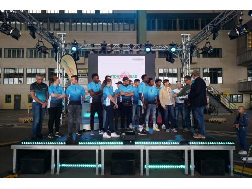Wettbewerb Deutschlands fahrradfreundlichste Schule