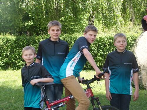 Schoolbikers-Trikot 2019