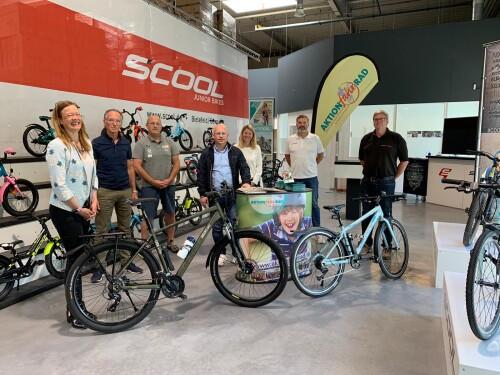 Deutschlands fahrradfreundlichste Schule gewählt