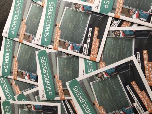 #SCHOOLBIKERS Magazin erschienen!