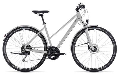 Cube - Cube Nature Pro Allroad bright grey´n´white 2018