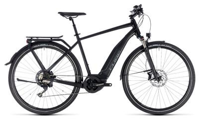 Cube - Touring Hybrid EXC Men black´n´grey