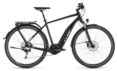 Cube - Touring Hybrid Pro Men black´n´white