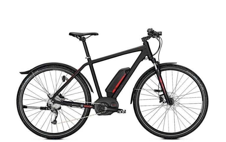 Rixe - Hybrid XC B9 E-Bike 28
