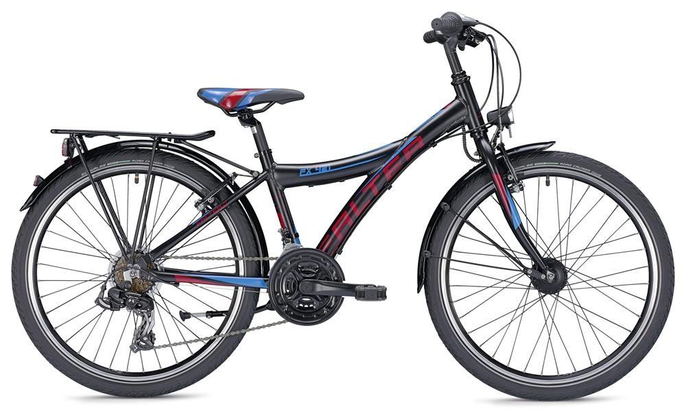 Falter - FX 421 Pro (Schwarz-Blau-Rot)