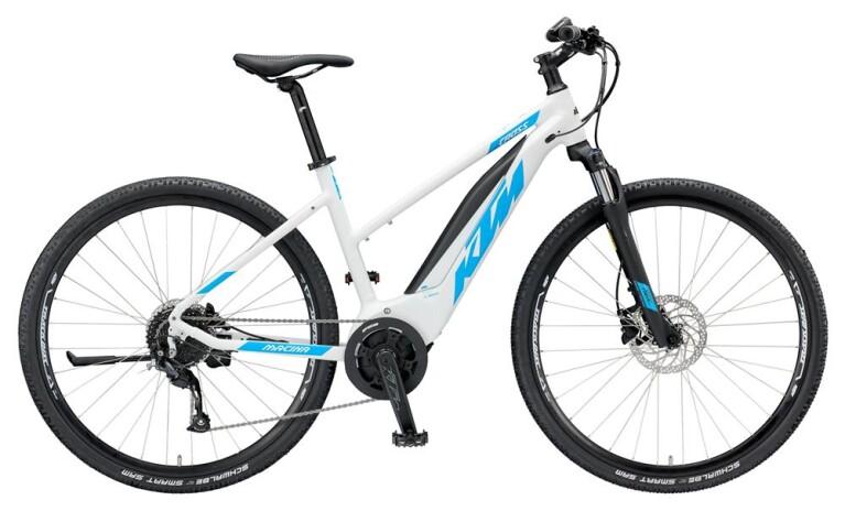 KTM - MACINA Cross 9 A+5 E-Bike 28